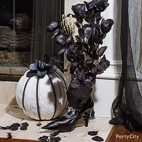 36 Spooky Halloween Decoration Ideas For Your Home_19
