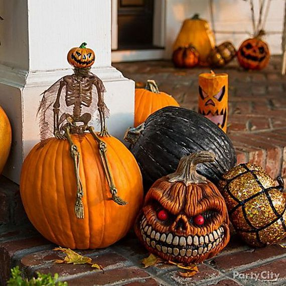 36 Spooky Halloween Decoration Ideas For Your Home_24