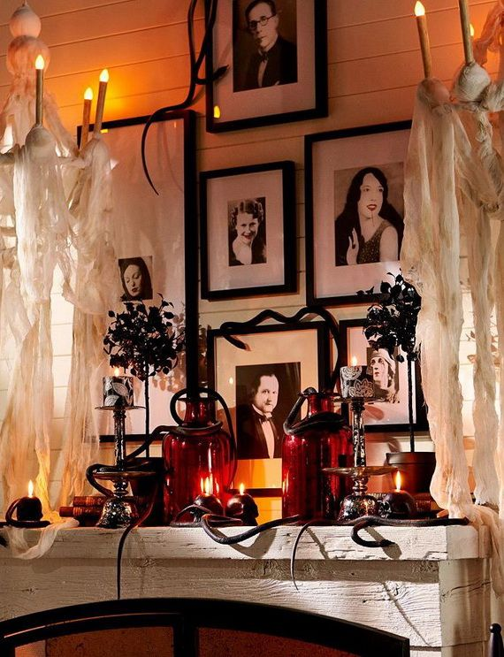 36 Spooky Halloween Decoration Ideas For Your Home_31