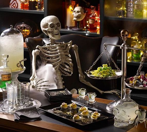 36 Spooky Halloween Decoration Ideas For Your Home_32