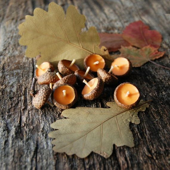45 Great craft ideas for autumn decorations for inside and outside_07