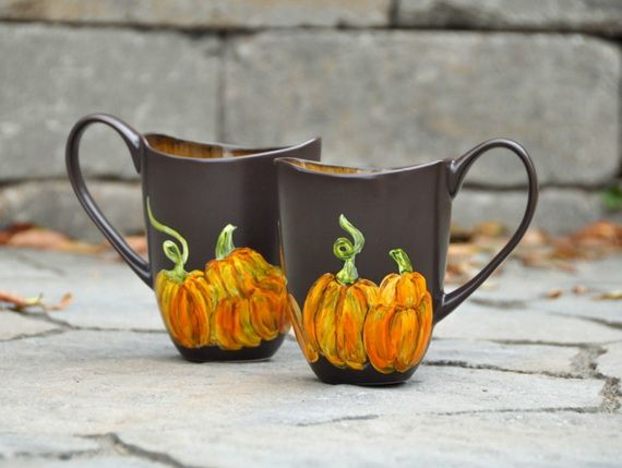 45 Great craft ideas for autumn decorations for inside and outside_19