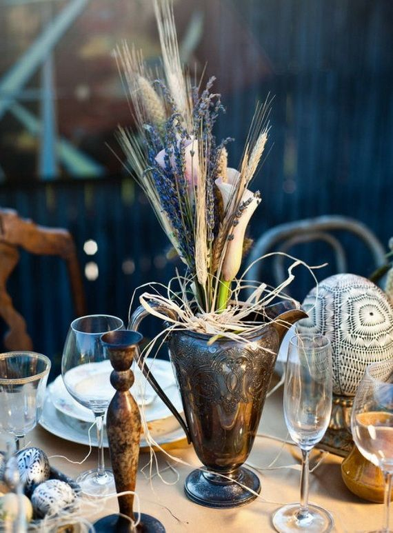 45 Great craft ideas for autumn decorations for inside and outside_27
