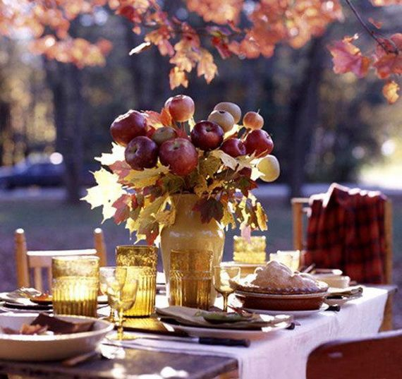 45 Great craft ideas for autumn decorations for inside and outside_30
