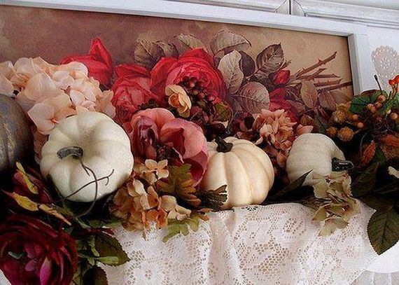 45 Great craft ideas for autumn decorations for inside and outside_33