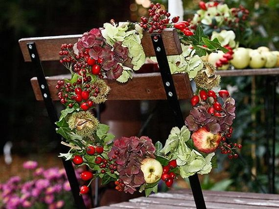 45 Great craft ideas for autumn decorations for inside and outside_37