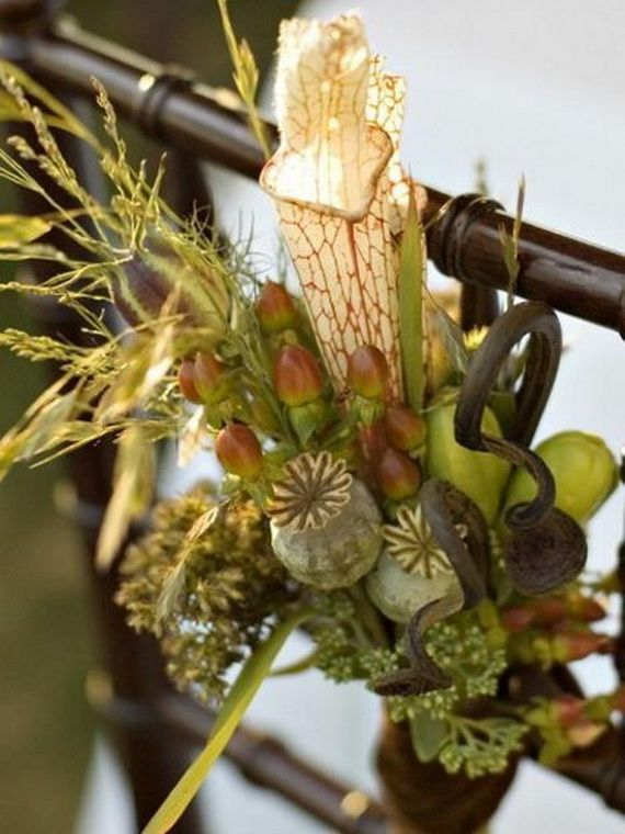45 Great craft ideas for autumn decorations for inside and outside_39