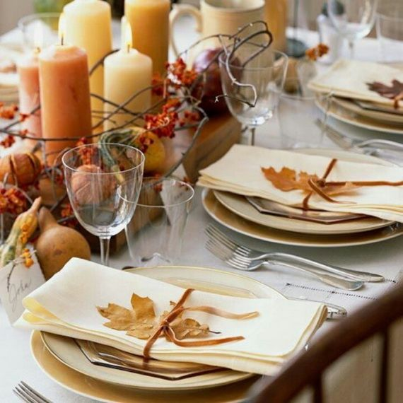 45 Great craft ideas for autumn decorations for inside and outside_43