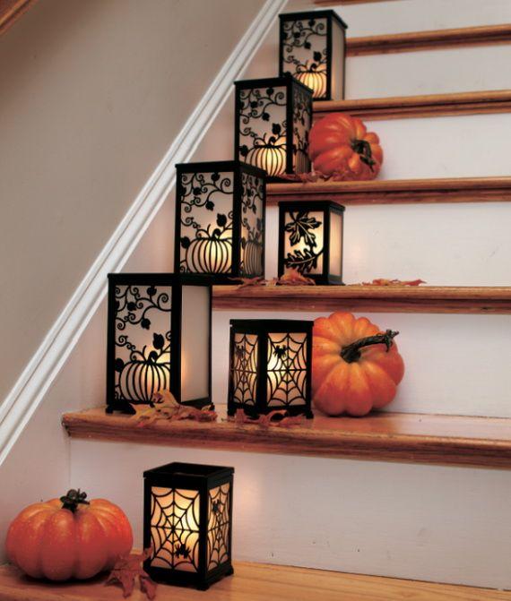 50 Inspiring DIY Halloween Decoration  Ideas