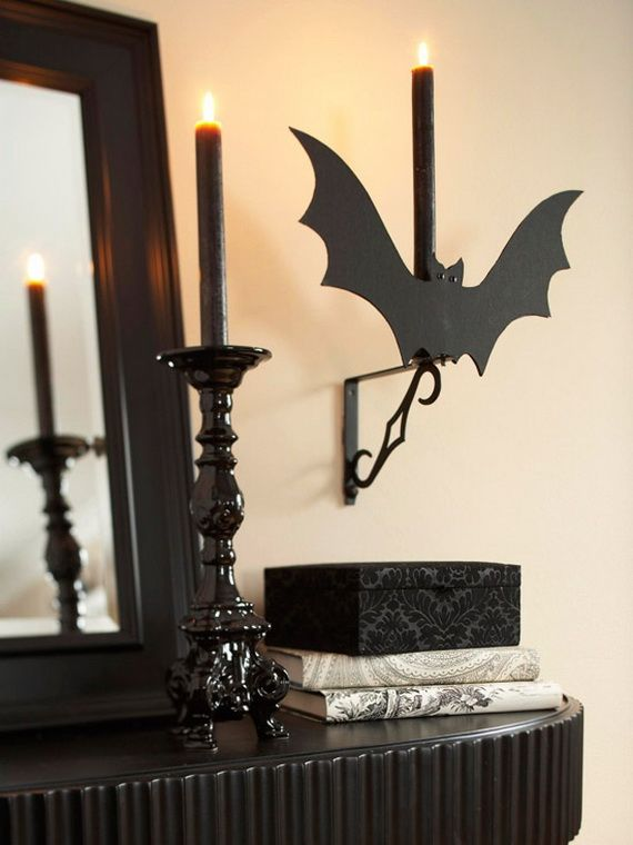 50 Inspiring DIY Halloween Decoration  Ideas_09