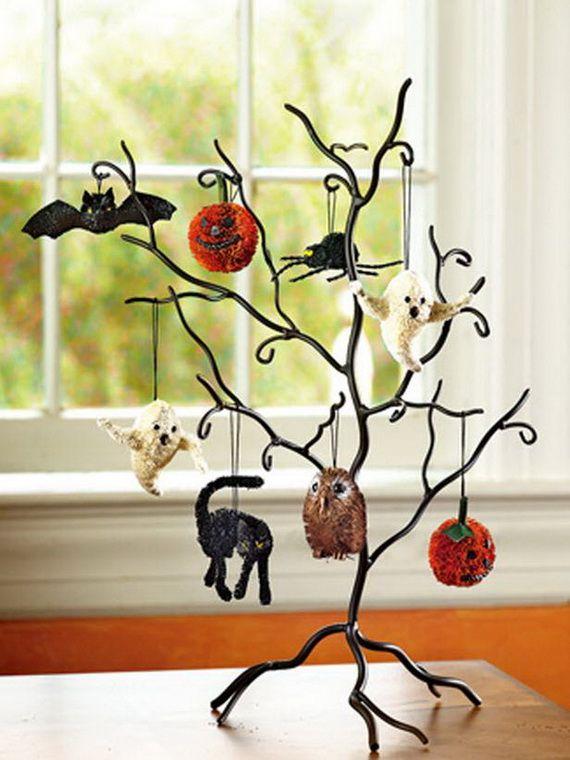 50 Inspiring DIY Halloween Decoration  Ideas_19