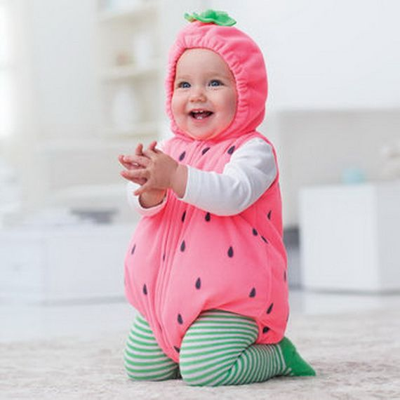 60 Homemade Halloween Costumes for Kids _21
