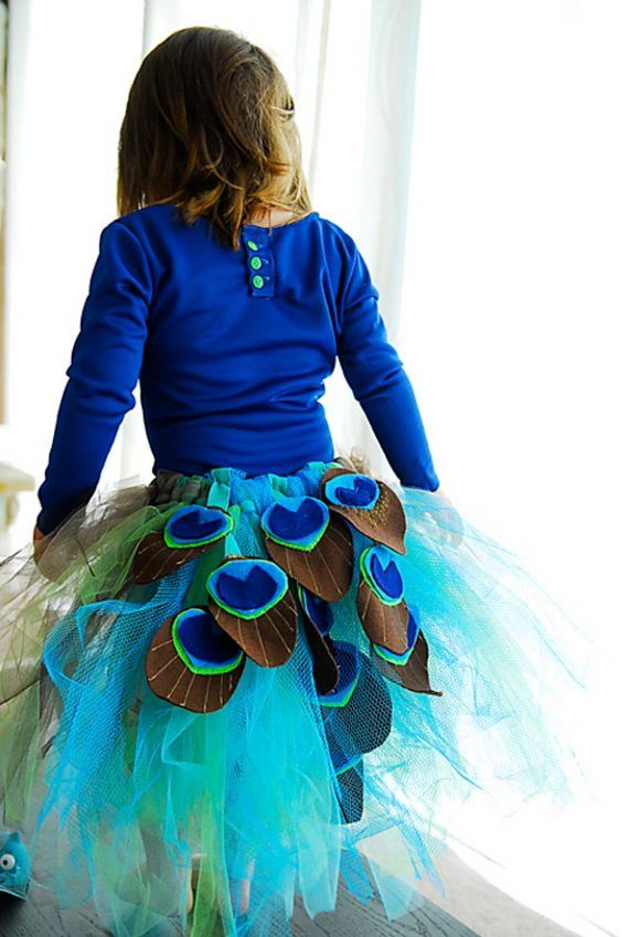 60 Homemade Halloween Costumes for Kids _24