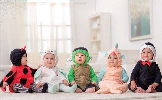 60 Homemade Halloween Costumes for Kids _53