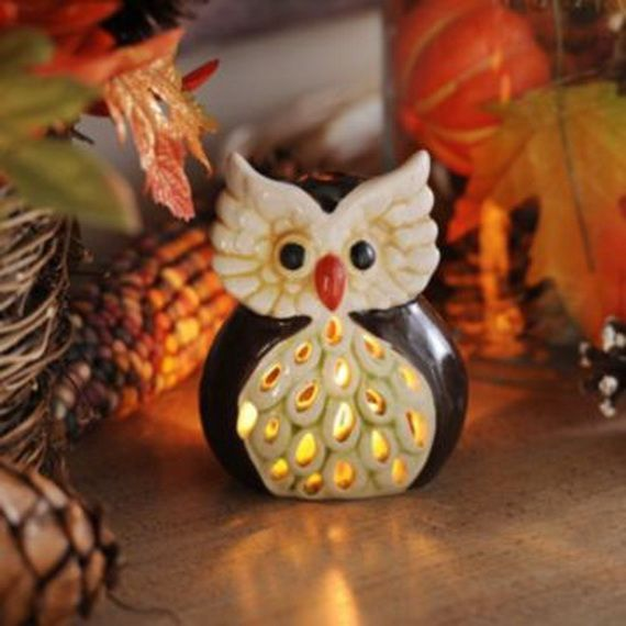 Affordable Owl Holiday Decor & Gift Ideas for the Home_08