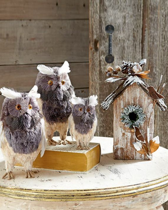 Affordable Owl Holiday Decor & Gift Ideas for the Home_24