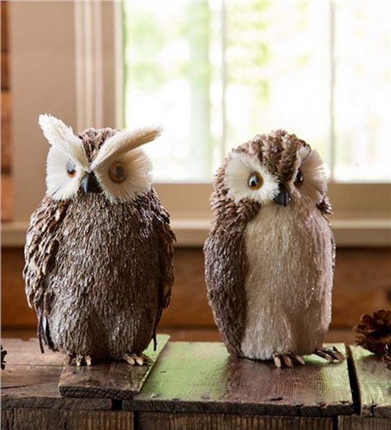 Affordable Owl Holiday Decor & Gift Ideas for the Home_3