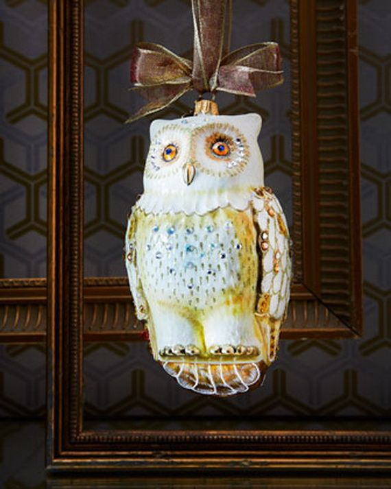 Affordable Owl Holiday Decor & Gift Ideas for the Home_31