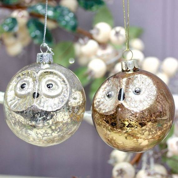 Affordable Owl Holiday Decor & Gift Ideas for the Home_40