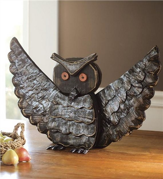 Affordable Owl Holiday Decor & Gift Ideas for the Home_6