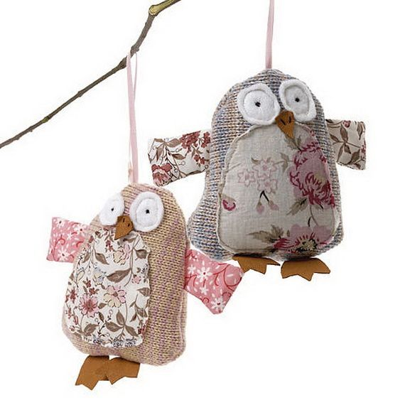 Affordable Owl Holiday Decor & Gift Ideas for the Home_68