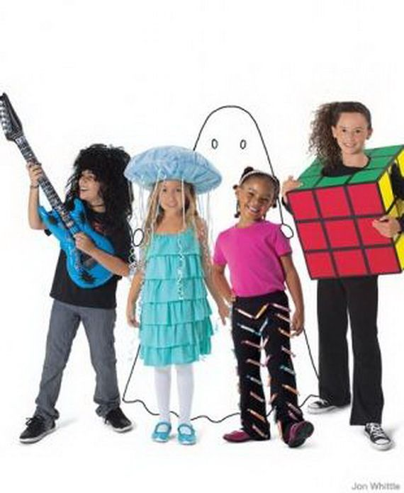 Awesome Halloween Costume Ideas for Kids_57
