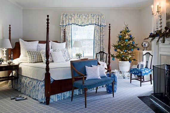 Beautiful, Glamorous Holiday Home in Blue and White_09