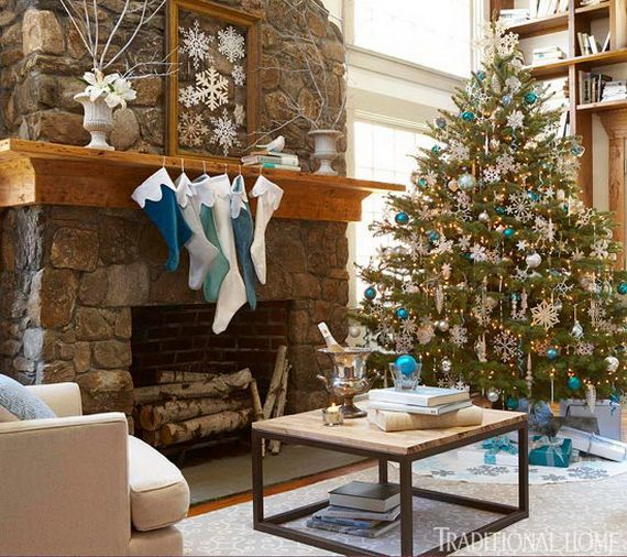 Beautiful, Glamorous Holiday Home in Blue and White_22