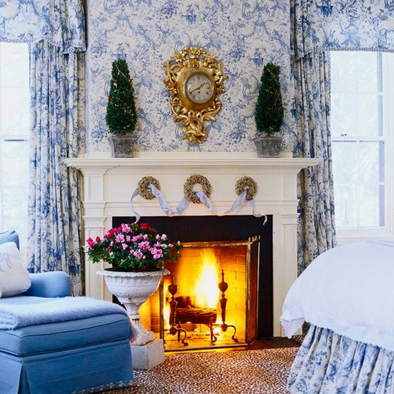 Beautiful, Glamorous Holiday Home in Blue and White_33