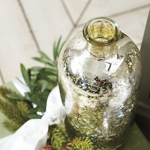 Beautiful Mercury Glass Decorations For Your Coming Holidays _02