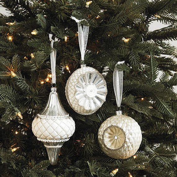Beautiful Mercury Glass Decorations For Your Coming Holidays _13