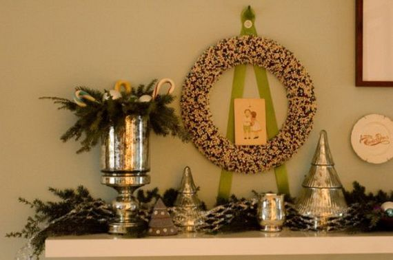 Beautiful Mercury Glass Decorations For Your Coming Holidays _28