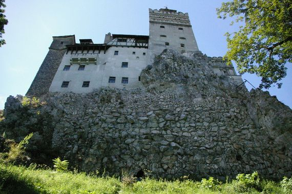 Best Destinations for Halloween Bran Castle - Dracula's Castle