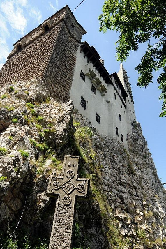Best Destinations for Halloween Bran Castle - Dracula's Castle_13