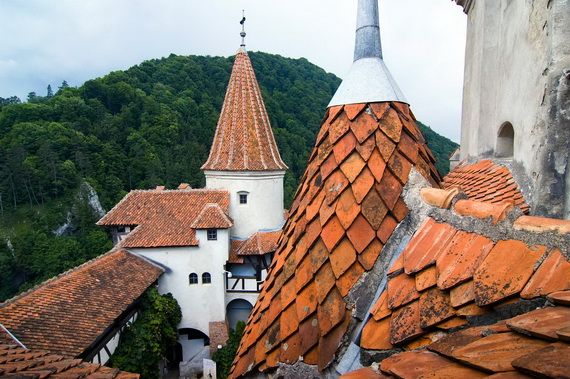 Best Destinations for Halloween Bran Castle - Dracula's Castle_15
