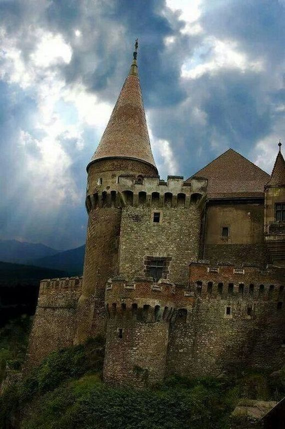 Best Destinations for Halloween Bran Castle - Dracula's Castle_23