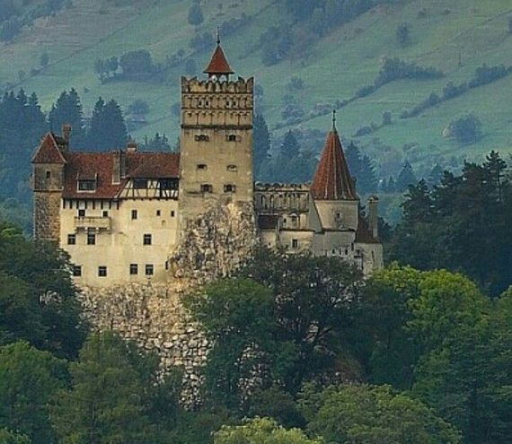 Best Destinations for Halloween Bran Castle - Dracula's Castle_27