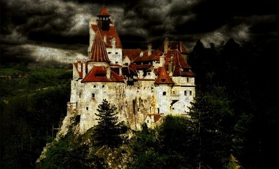 Best Destinations for Halloween Bran Castle - Dracula's Castle_33