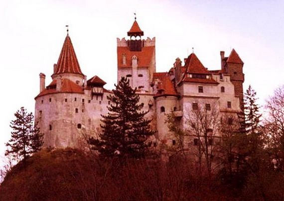 Best Destinations for Halloween Bran Castle - Dracula's Castle_40