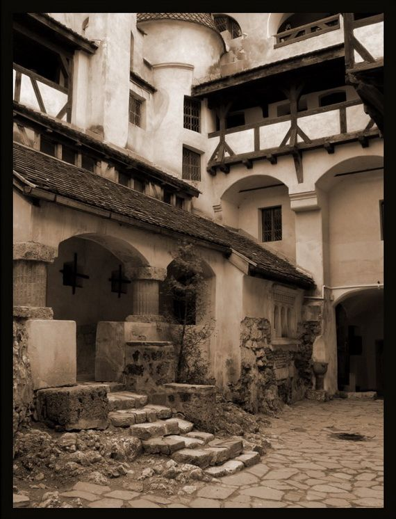 Best Destinations for Halloween Bran Castle - Dracula's Castle_41