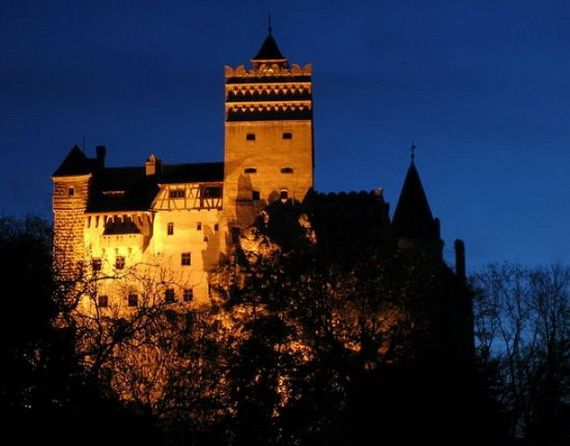 Best Destinations for Halloween Bran Castle - Dracula's Castle_44
