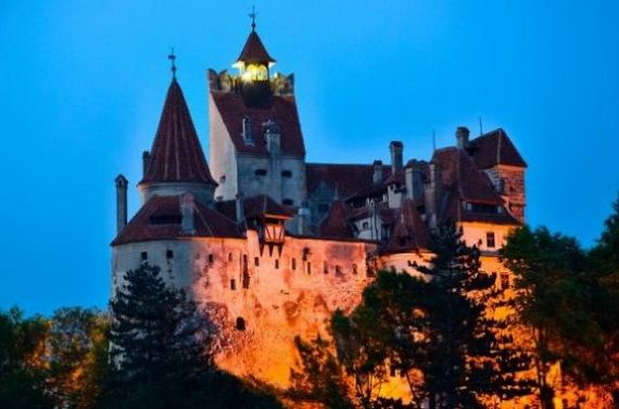 Best Destinations for Halloween Bran Castle - Dracula's Castle_45