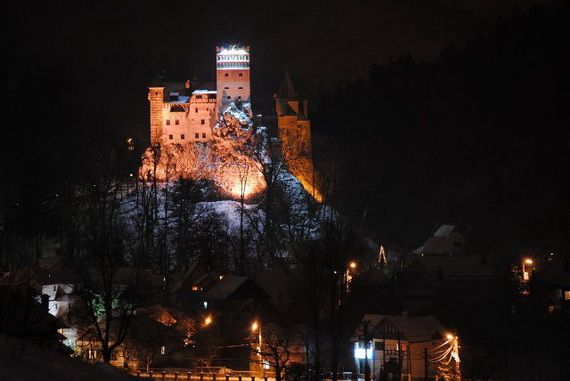 Best Destinations for Halloween Bran Castle - Dracula's Castle_49