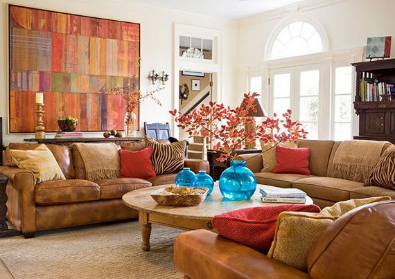 Classic Decorating For Fall And Winter Holidays_03