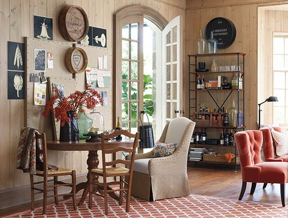 Classic Decorating For Fall And Winter Holidays_08