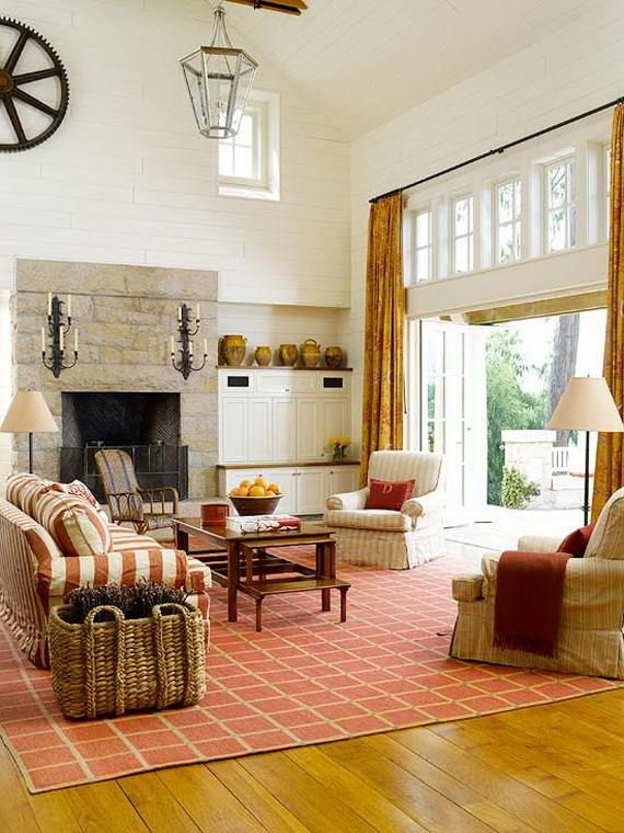Classic Decorating For Fall And Winter Holidays_17