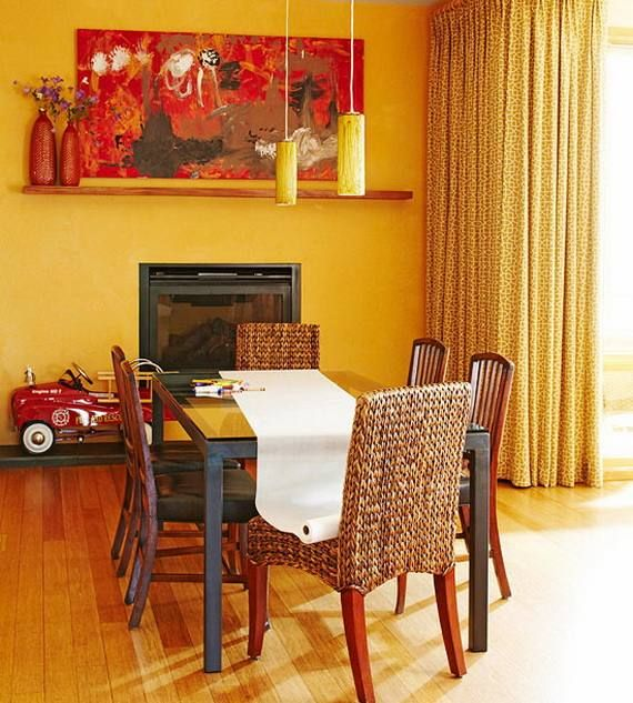 Classic Decorating For Fall And Winter Holidays_19