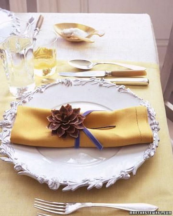 Creative Elegant Napkin Ideas You Can't Screw Up For Any Occasion_07