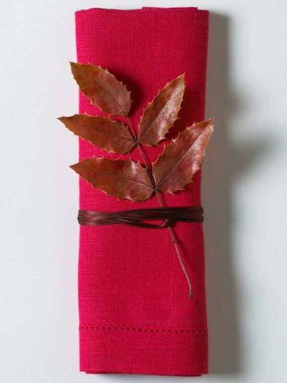 Creative Elegant Napkin Ideas You Can't Screw Up For Any Occasion_17