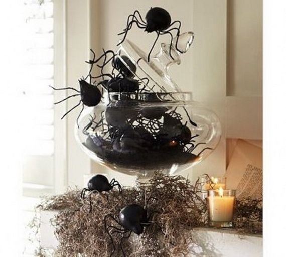Fabulous Halloween Decoration Ideas - 35 trendy for this season_23